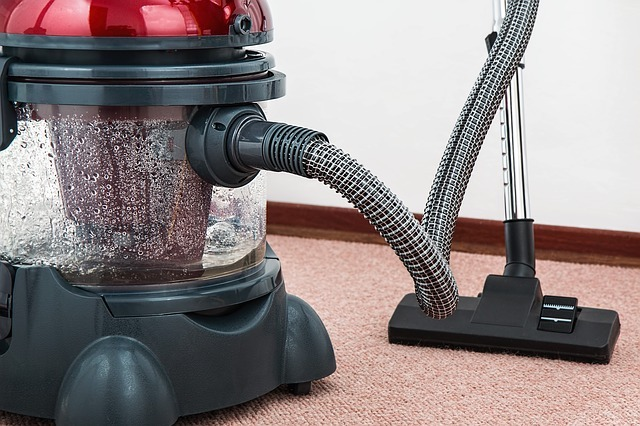 vacuum cleaner preventing mice