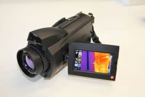 infrared camera for pest control
