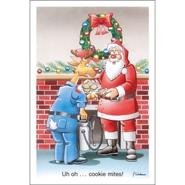 pest control christmas card 3