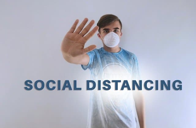 safe social distance