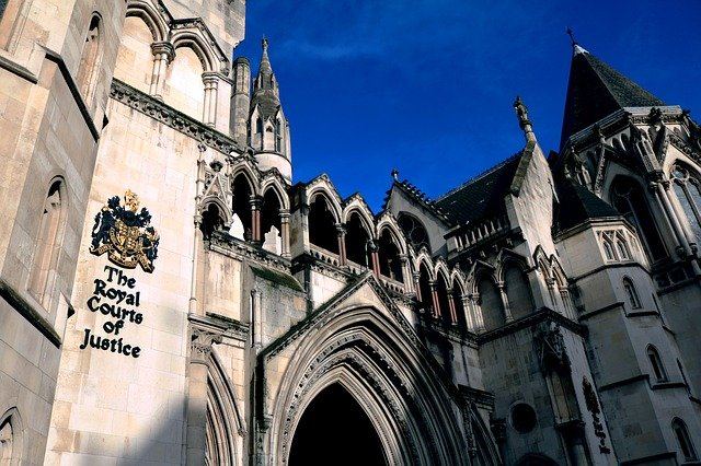 court in london city