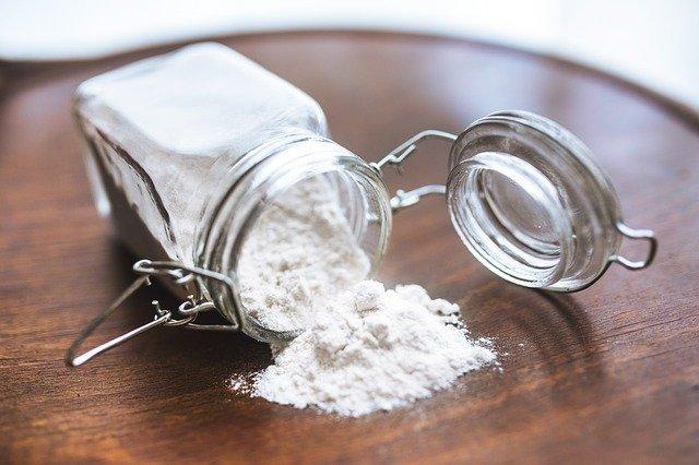 flour in london kichen