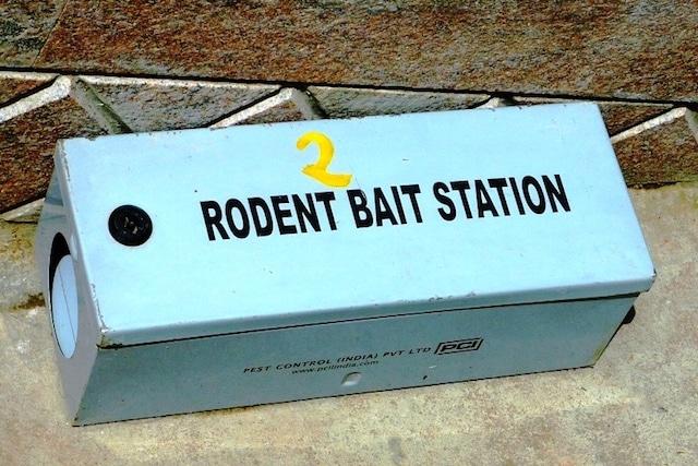 bait station