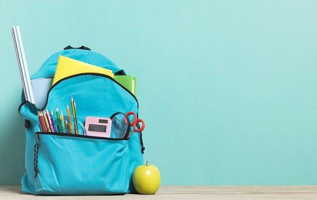 childs school bag